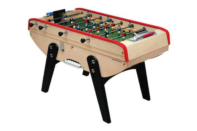 Foosball table wikiconic - Baby foot bonzini exterieur ...