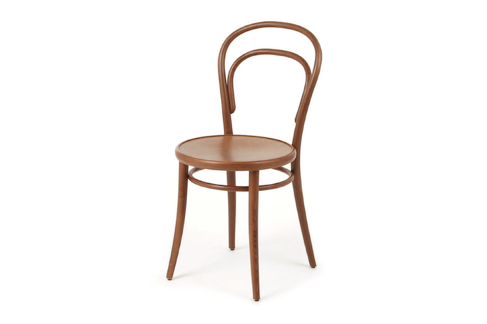 Chair bentwood wikiconic for Thonet stuhl 14