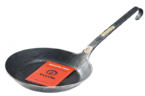 Frying pan (forged iron)